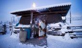 Fotograful care a calatorit in cel mai rece sat de pe Pamant. Temperaturi de pana la -71.2° C