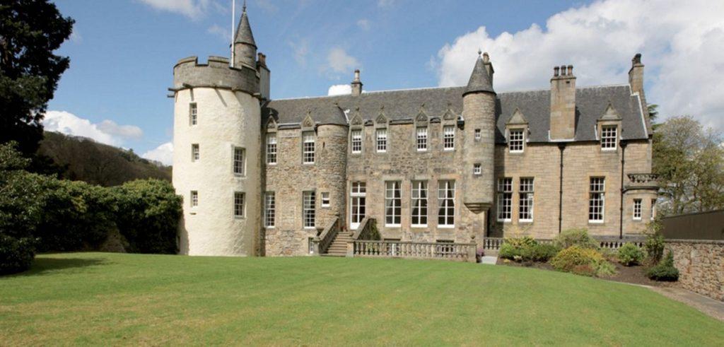castelul craigcrook