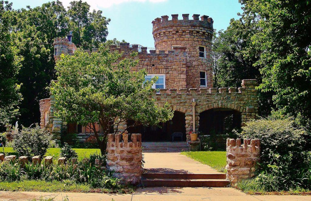 castelul tiffany