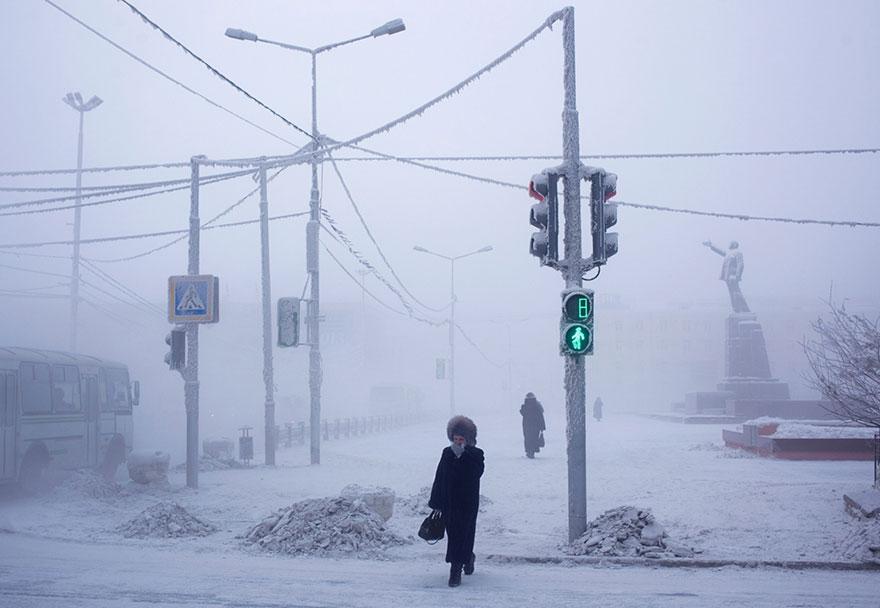 cel mai rece sat de pe pamant 1