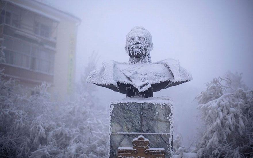 cel mai rece sat de pe pamant 2
