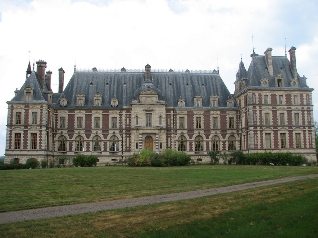 chateau de villersexel